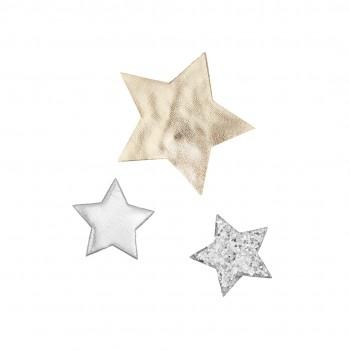 Artic Clips Estrella (3u.)