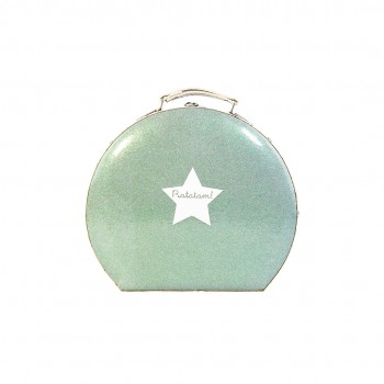 Glitter Case - Green