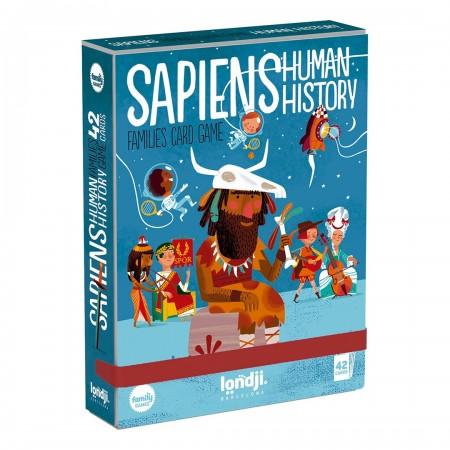 SAPIENS Historia de la Humanidad - 42 Cartas