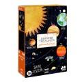 Descubre Los Planetas Puzzle - 200 piezas