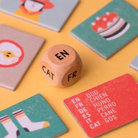 I Speak 6 Languages Game - 100 pcs