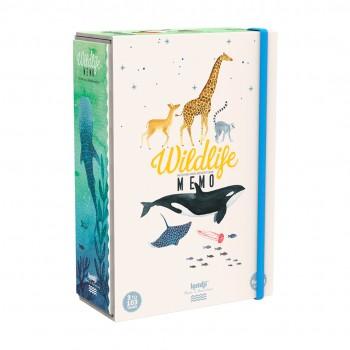 Wildlife Memo - Juego de memoria