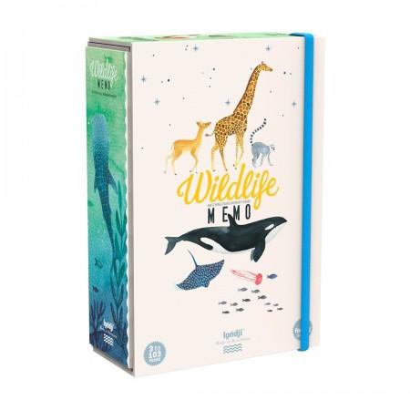 Wildlife Memo - Memory game