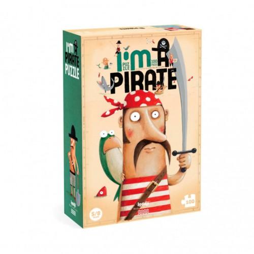 I am a Pirate Puzzle - 100pcs