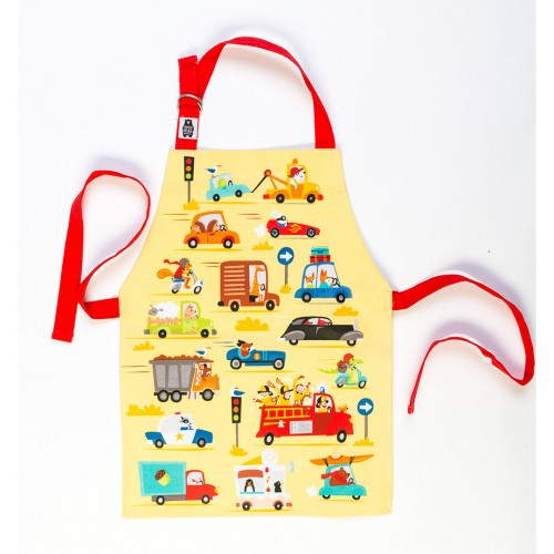 Apron - On the Move