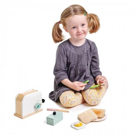 Breakfast Toaster Set