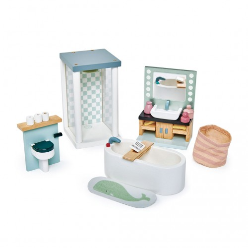 Dolls House - Bathroom Furniture