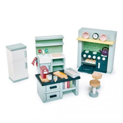 Casa Muñecas - Muebles Cocina