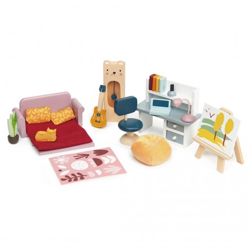 Doll House Study Furniture