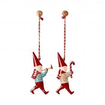 Metal Ornament Pixy