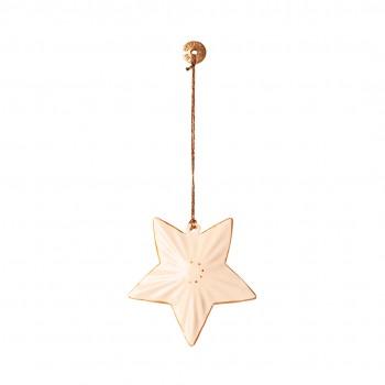 Decoración de metal - Estrella