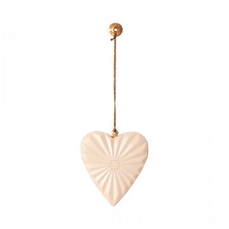 Metal Ornament - Heart