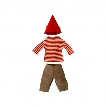 Christmas Clothes for Medium Mouse - Boy