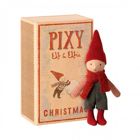 Duende en caja - Elf