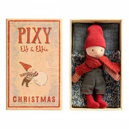 Pixy in Box- Elf