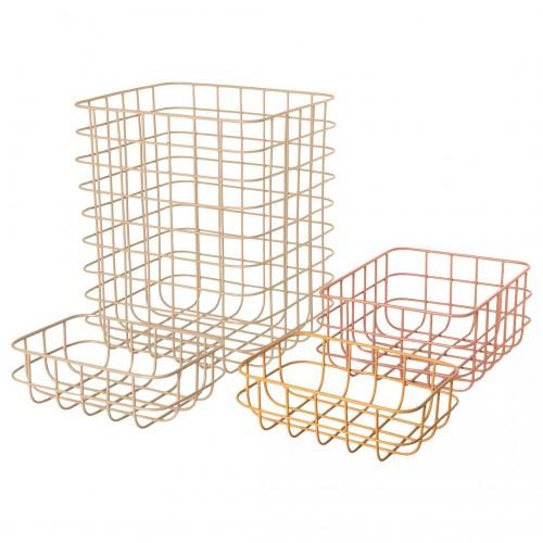 Baskets n.1 - 4pcs.