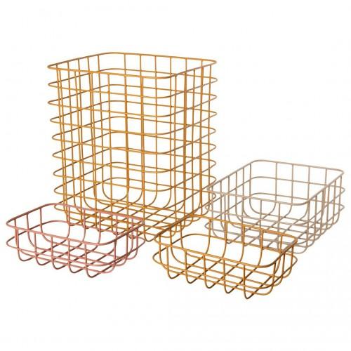 Baskets n.2 - 4pcs.