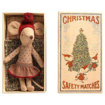 Ratoncita Navidad en caja - Big Sister