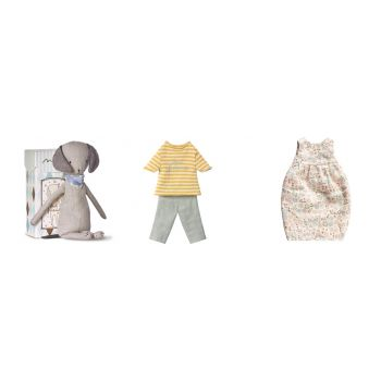 Best Friends, Dog + clothes - Pack 7