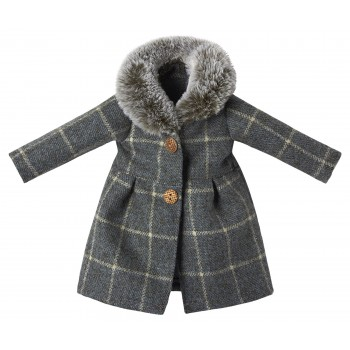 Best Friends wool coat