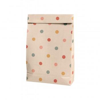 Bolsa de papel de Topos - Grande