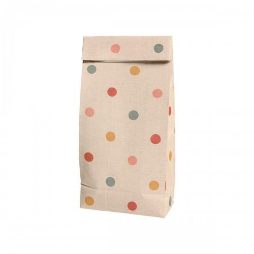 Bolsa de papel de Topos - Pequeña