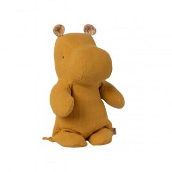 Dusty Yellow Hippo - Small