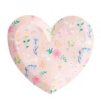 Wildflower Heart Large...
