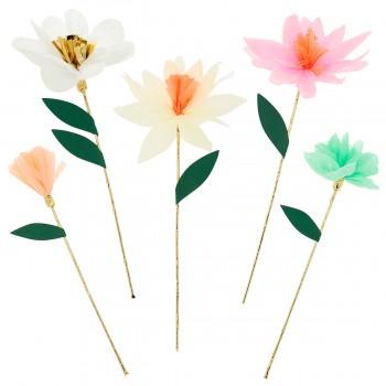 Flores Decorativas - 10u.