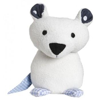 Muñeco tela Knut