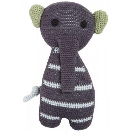 Gaia crochet doll