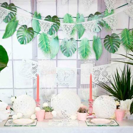 Botanical Bride Garland - 4m