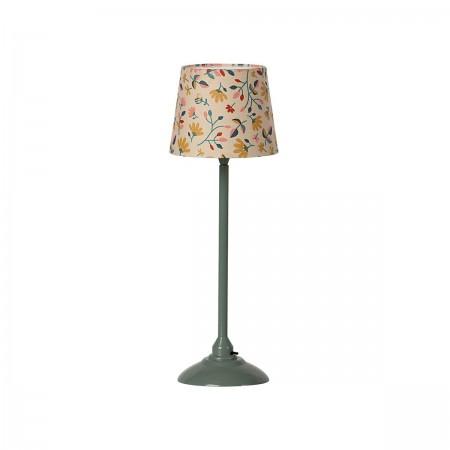 Miniature Floor Lamp - Dark Mint