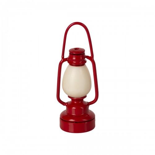 Linterna Vintage - Roja