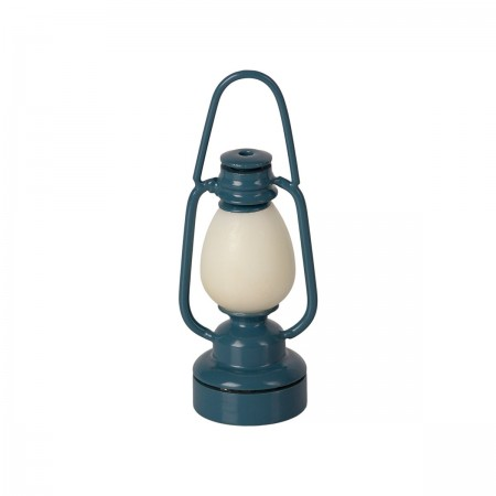 Vintage Lantern - Blue
