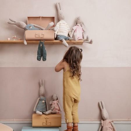 Bunny in Dress Rose - S4
