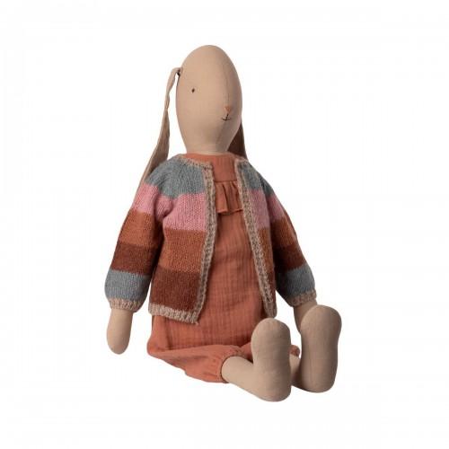 Conejita Bunny Peto y Chaqueta de lana - T5
