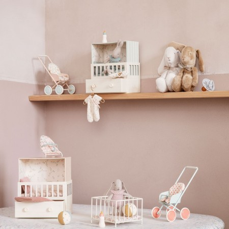 Small Soft Bunny - Off White