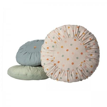 Cushion Round Multi Dots - Large