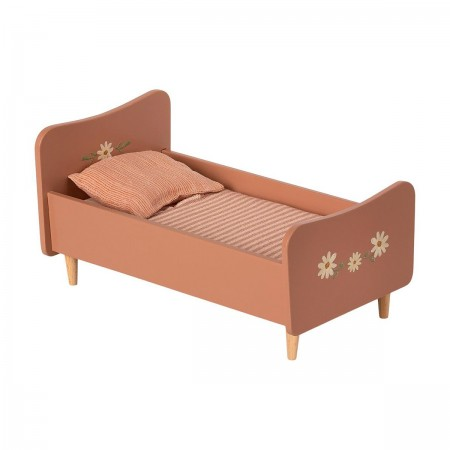 Wooden Bed Mini - Rose