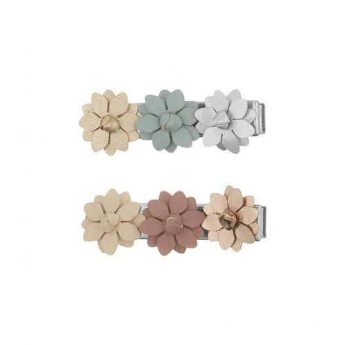 Clips Florales (2u.)
