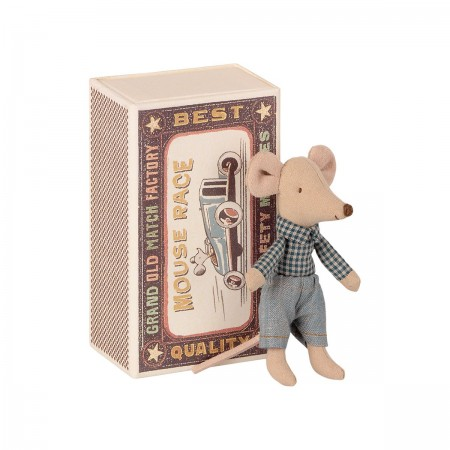 Mouse in Matchbox - Little Brother