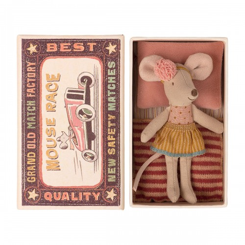 Mouse in Matchbox - Little Sister