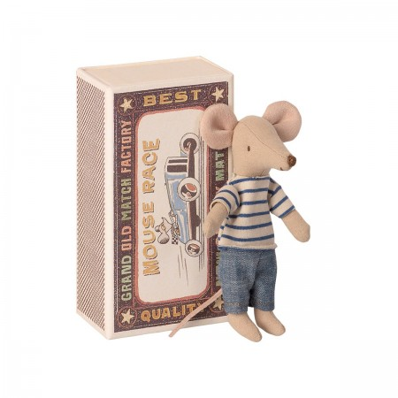 Mouse in Matchbox - Big Brother