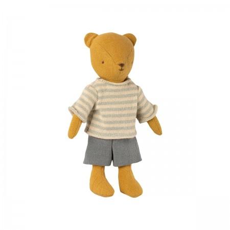 Camiseta y Shorts - Teddy Junior