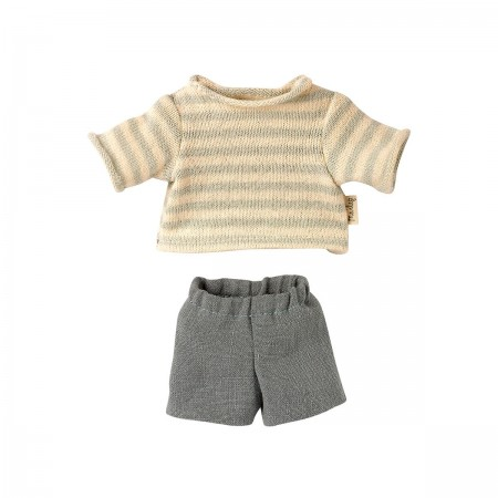 Blouse and Shorts - Teddy Junior