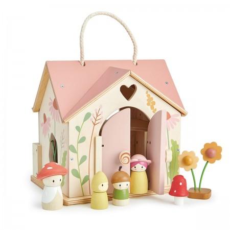 Casita de madera - Cottage