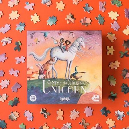 Puzzle Mi Unicornio