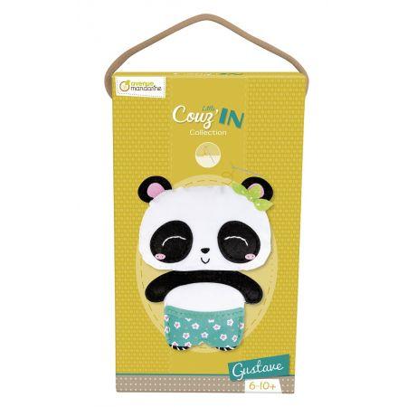 Panda - Kit de Costura