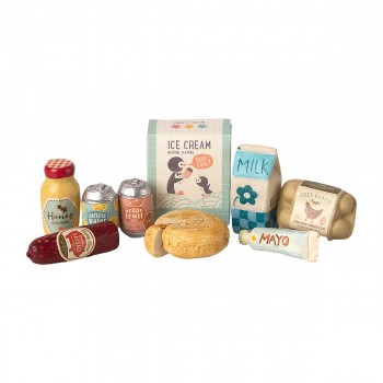 Grocery Box - Miniature